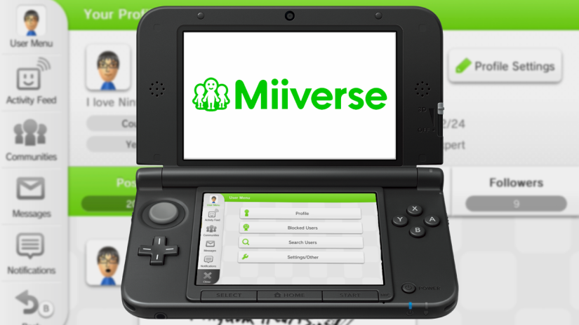 New Miiverse Update Improves Post-Filtering Function, Plus Other MinorChanges