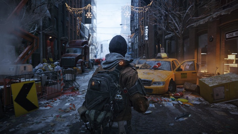 Ubisoft Details Its Gorgeous New Snowdrop Engine(Video)