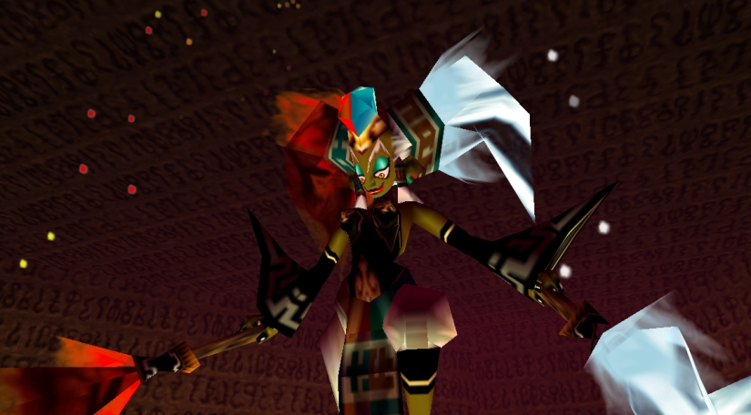Ocarina Of Time Sorceress Sisters Appear In Super Smash Bros For Nintendo3DS