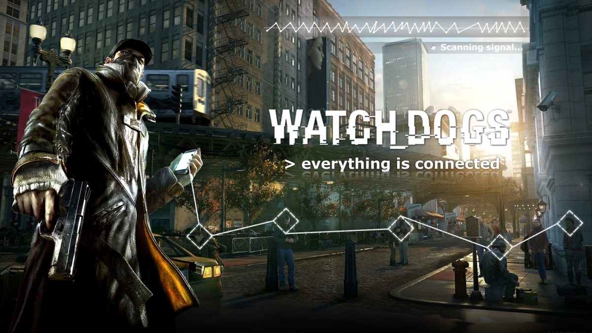 Check Out This Watch Dogs Wii U Vs PC ComparisonVideo