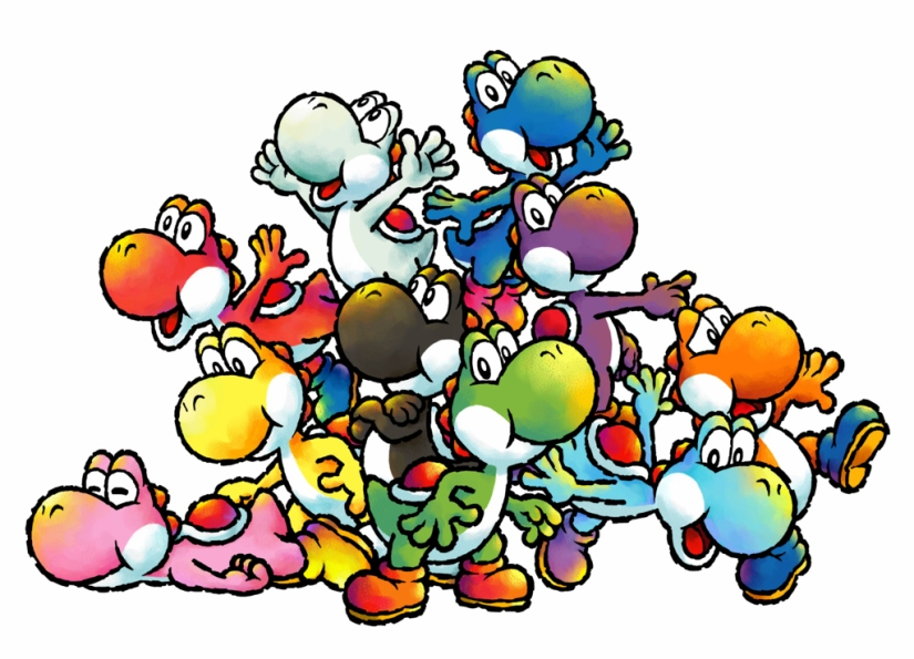 New Super Mario Bros Devs Helped Out With Yoshi's NewIsland