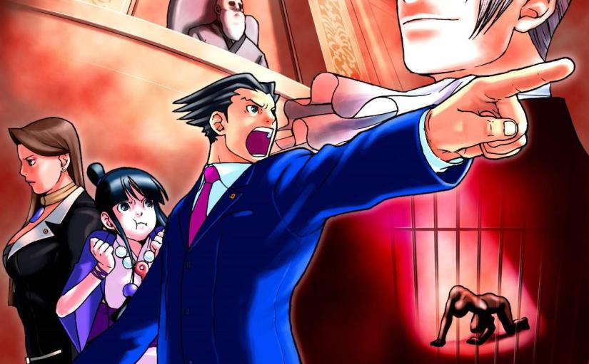 Phoenix Wright Ace Attorney Trilogy For Nintendo 3DS Coming To The West(Trailer)