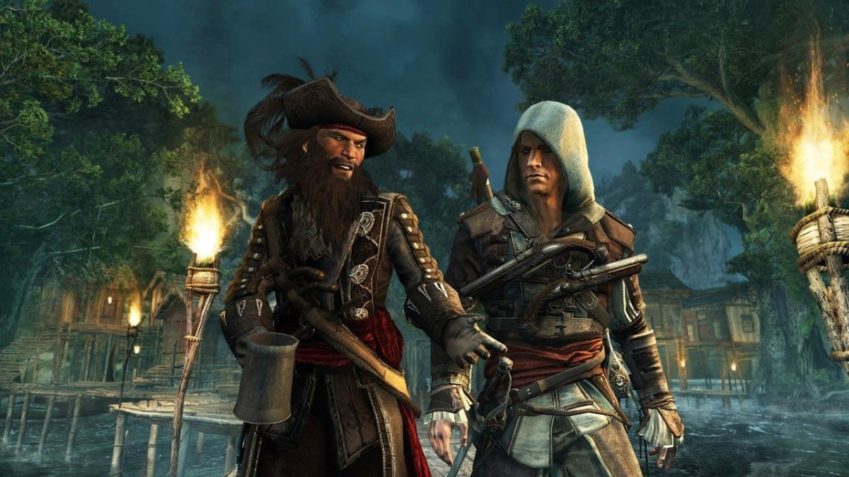 Assassin's Creed IV, ZombiU Receive Permanent Price Reductions in the Wii U eShop