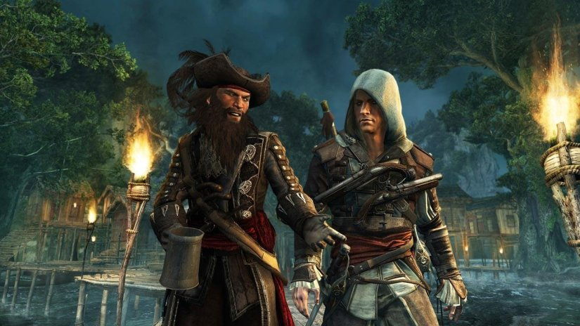 Assassin's Creed IV, ZombiU Receive Permanent Price Reductions in the Wii UeShop