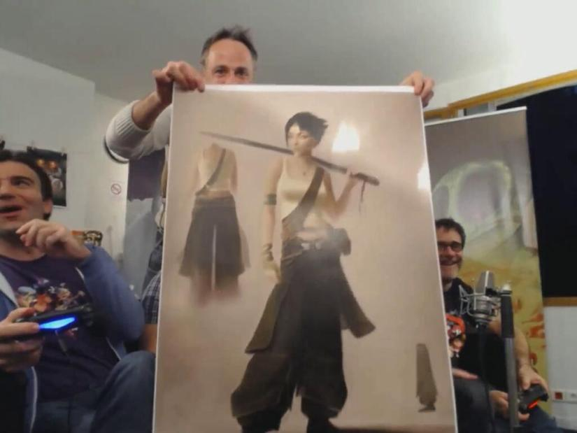 First New Look At Jade In Beyond Good & Evil 2