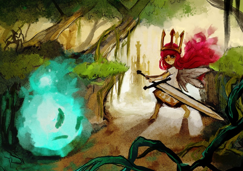 The Creators Behind Child Of Light Have Become A New Core Team AtUbisoft