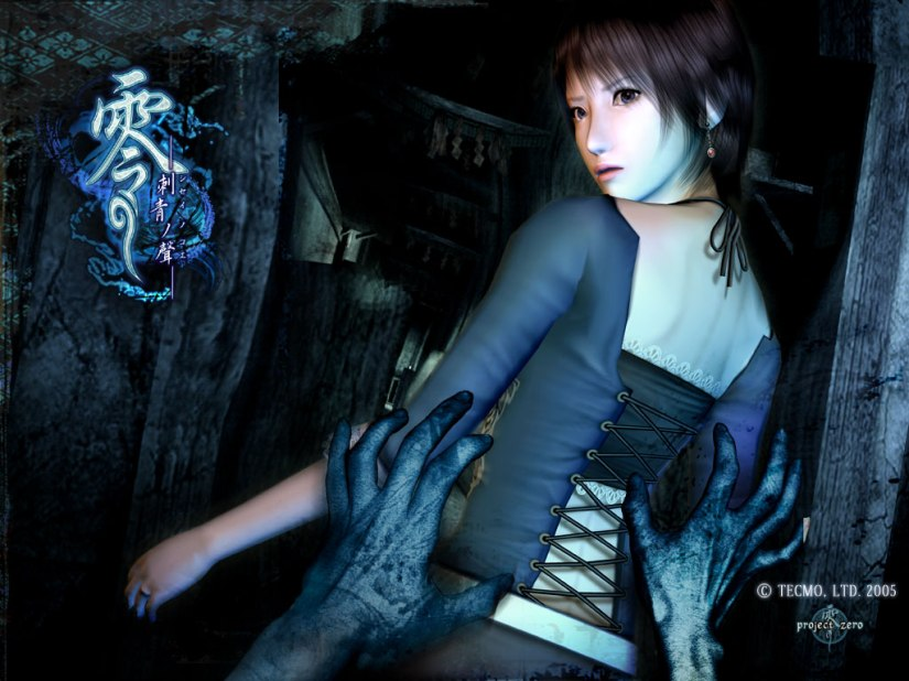 New Fatal Frame Instalment Announced For Wii U