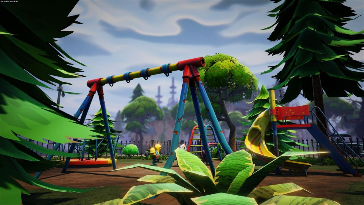 Playground Mode Returns To Fortnite On July 25 For Nintendo Switch