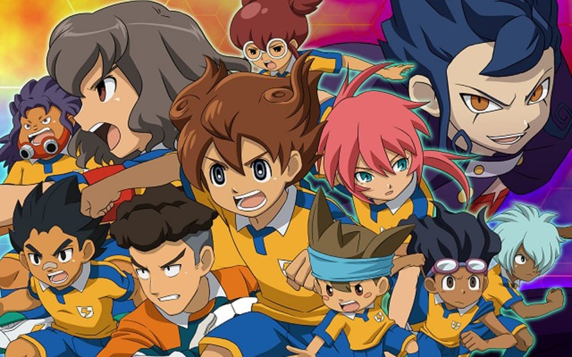 Inazuma Eleven Go Chrono Stones: Wildfire And Inazuma Eleven Go Chrono Stones: Thunderflash Launching 27th March On Nintendo 3DS InEurope