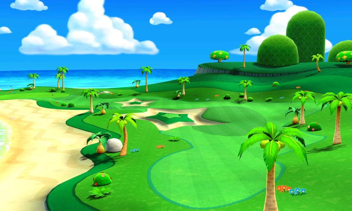 Mario Golf World Tour Trailer Highlights New Courses My