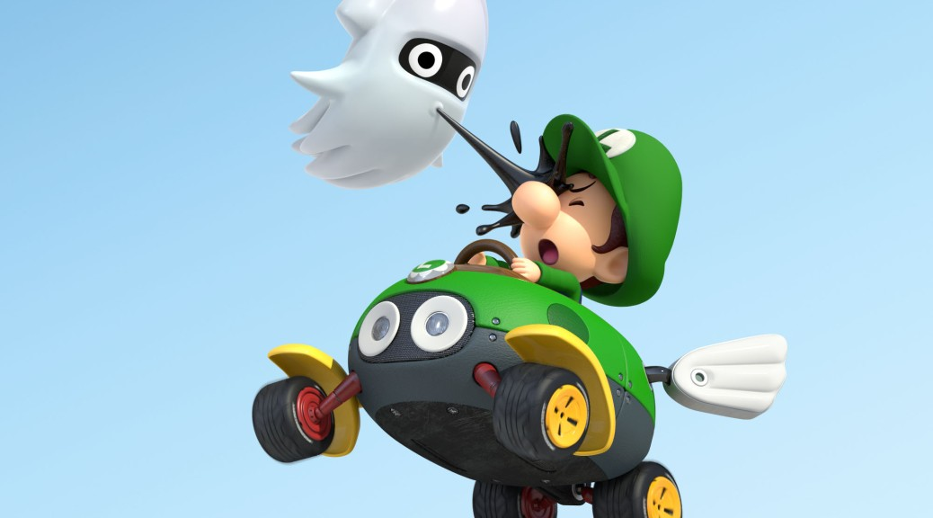 Baby Mario Mario Kart 8: Mario Kart 8 Restricts Online Chat To Friend Only Lobbies
