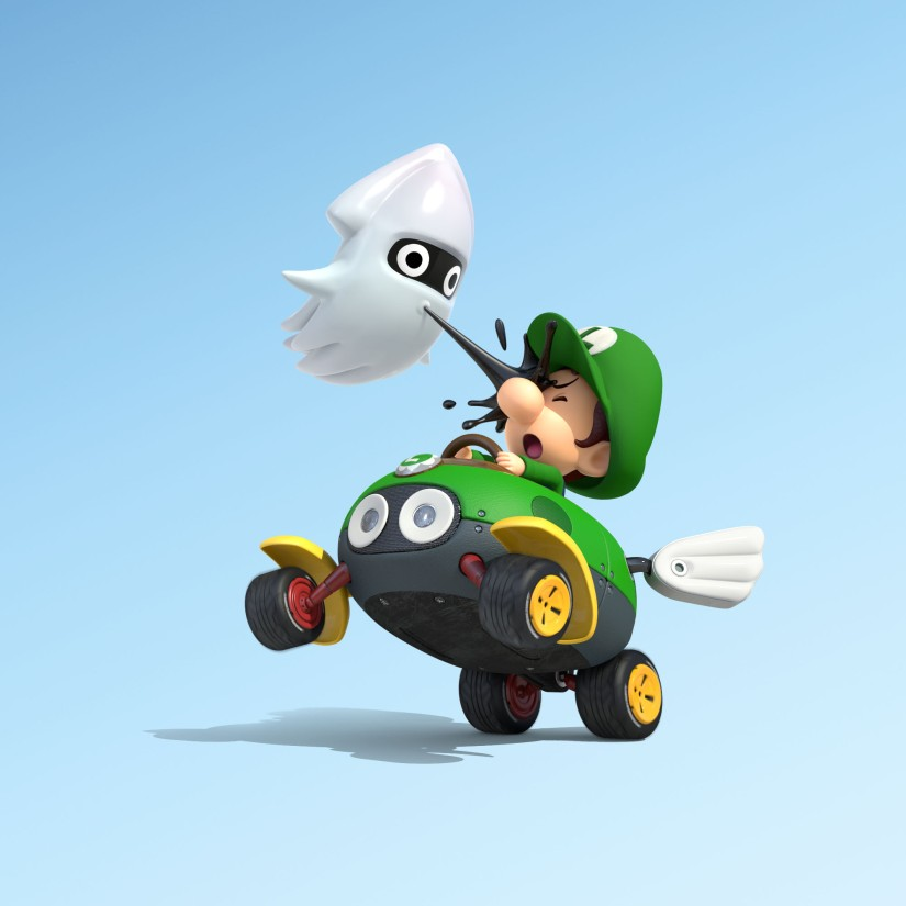 Mario Kart 8 Developers Praise Power Of Wii U