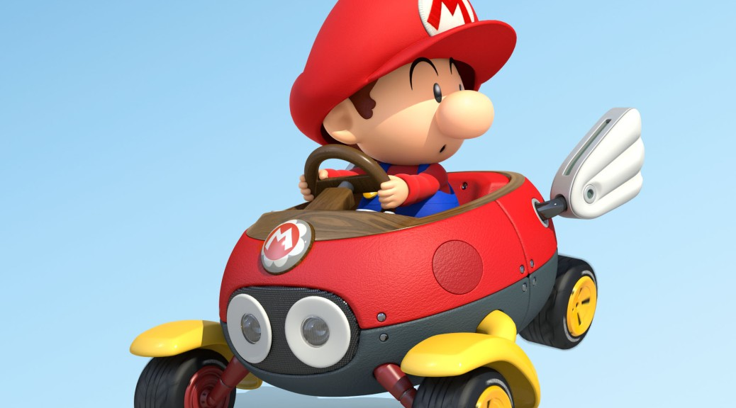 Baby Mario Mario Kart 8: Here's A Look At All 30 Characters In Mario Kart 8
