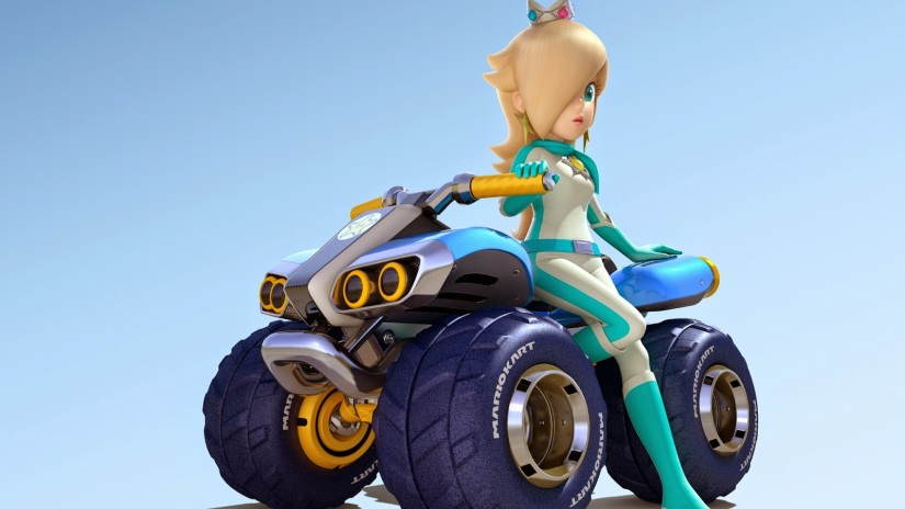 Retro Studios Not Involved With Mario Kart 8 Development