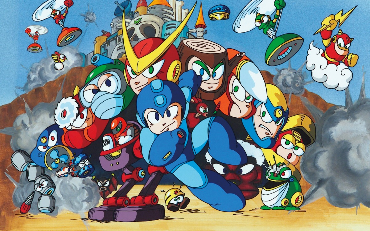 Mega Man May Star In His Own Movie