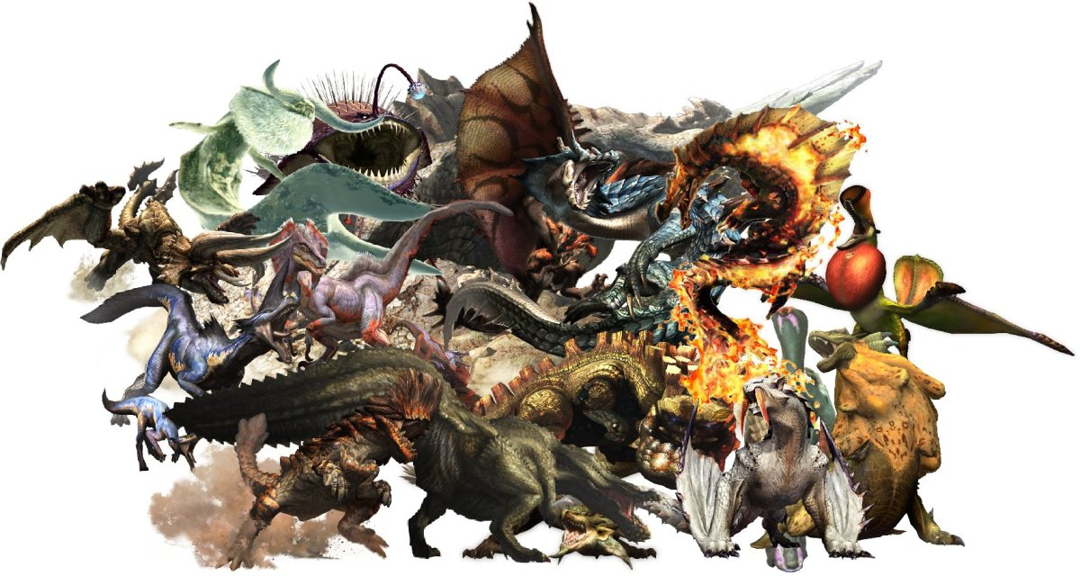 Capcom Runs Monster Hunter 4 UltimateContest