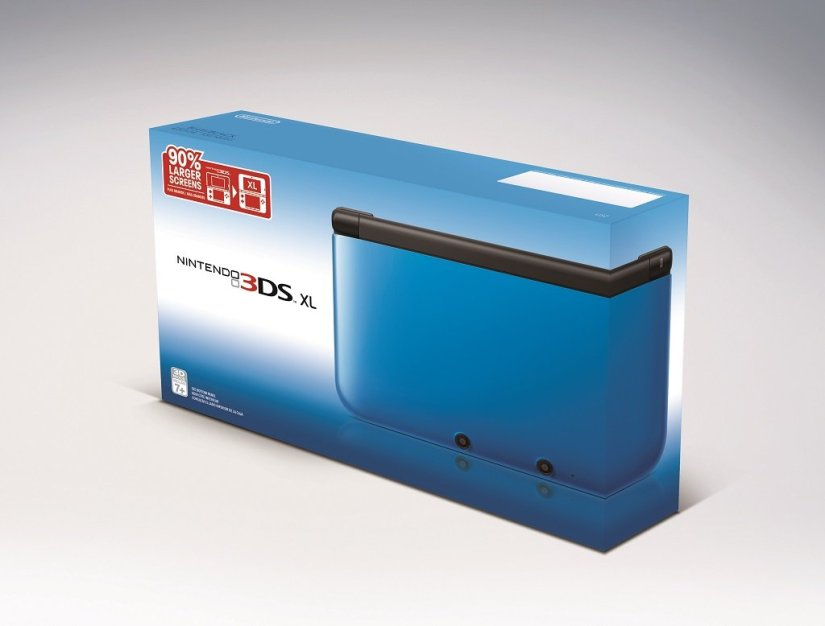 Best Buy Offers $25 Gift Card With Nintendo 3DS XL Purchase