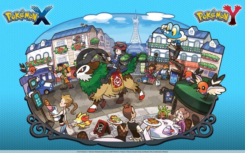 Game Freak Celebrates 25thAnniversary