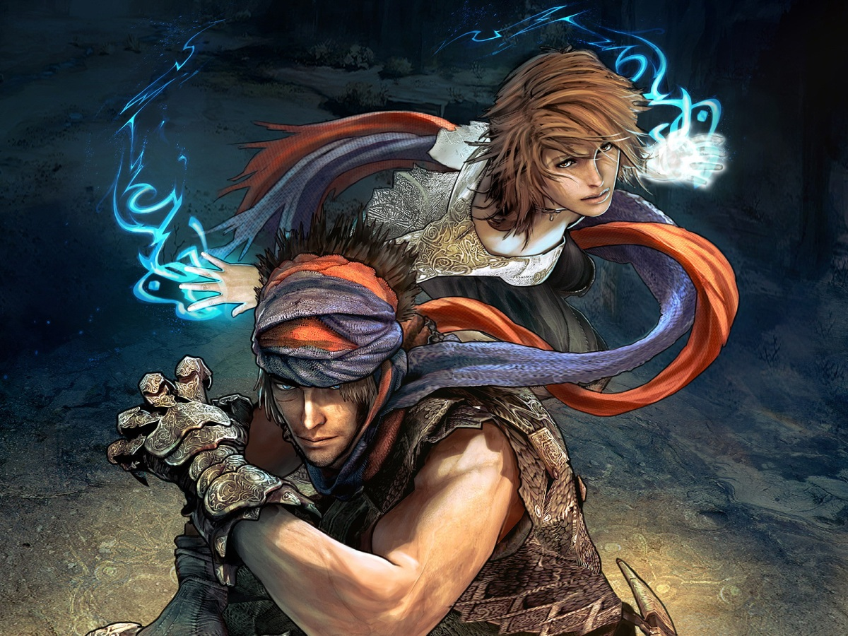 new prince of persia game apparently in the works