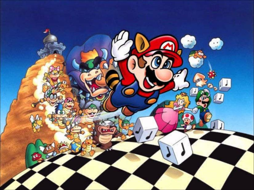 Super Mario Bros. 3 Gets New Virtual ConsoleTrailer