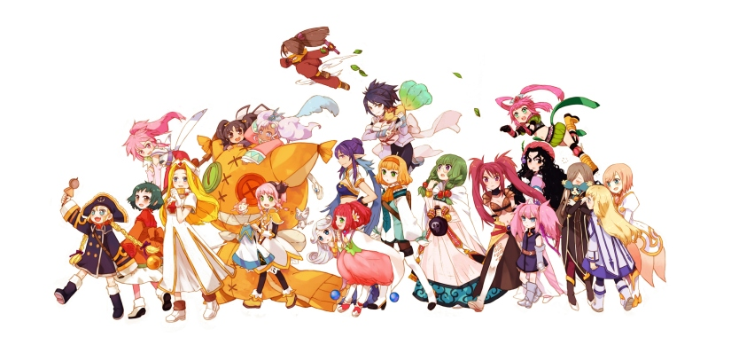 """Bandai Namco Says There Will Be """"Massive Surprises"""" For Tales' 20thAnniversary"""