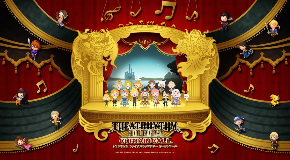 Get Two Free Theatrhythm Final Fantasy DLC Tracks ThisWeek