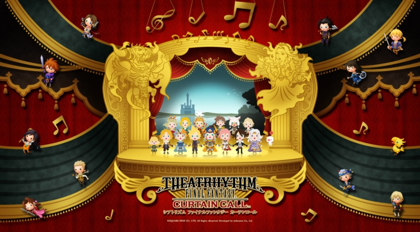 Get Two Free Theatrhythm Final Fantasy DLC Tracks This Week