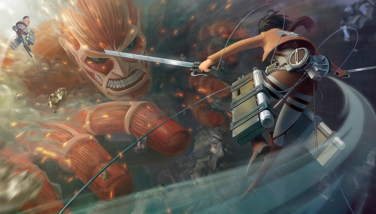Attack On Titan: Humanity In Chains American Release DateRevealed
