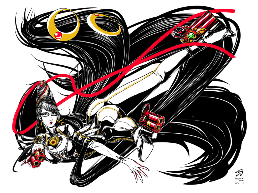 Platinum Games Teasing Bayonetta News For Christmas Day