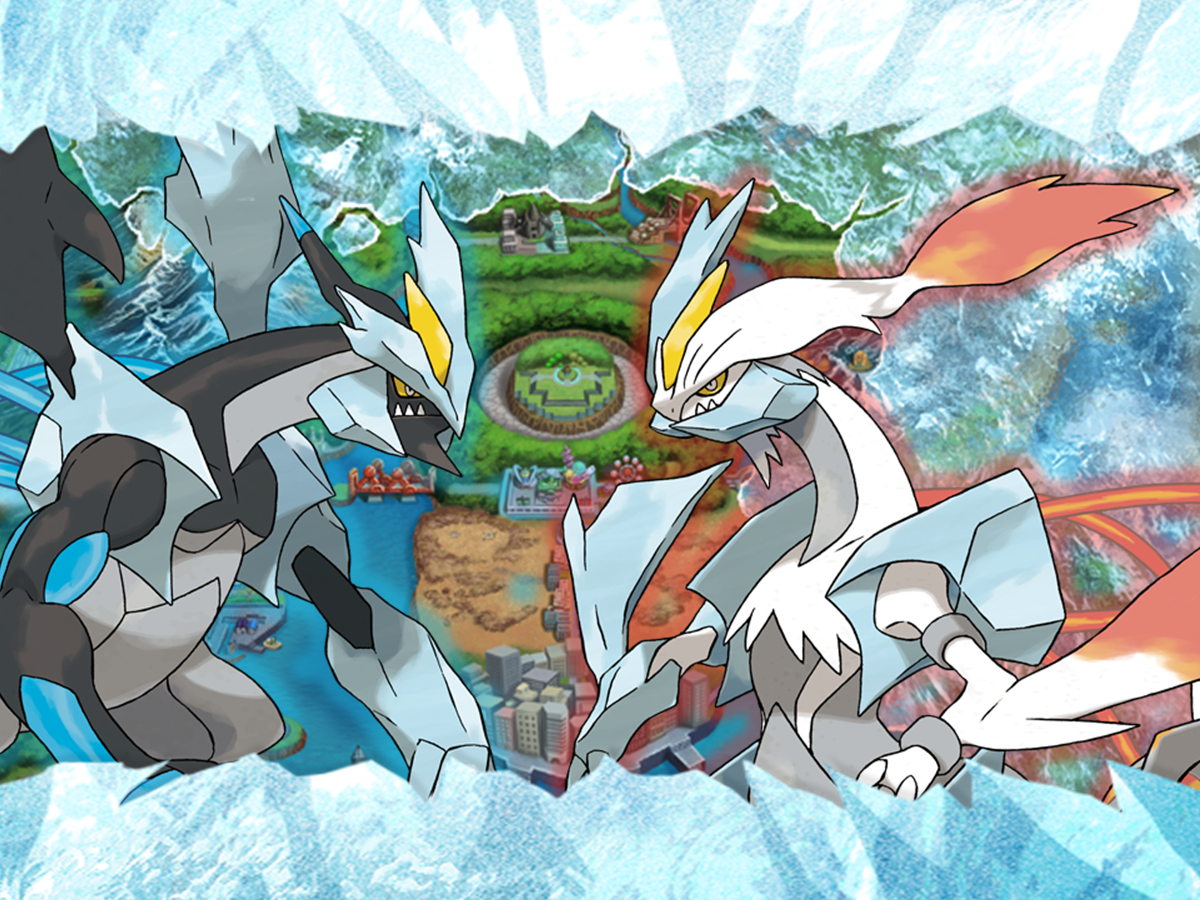 Pokemon Black And White Everstone Pokemon Black Amp White 2 Super
