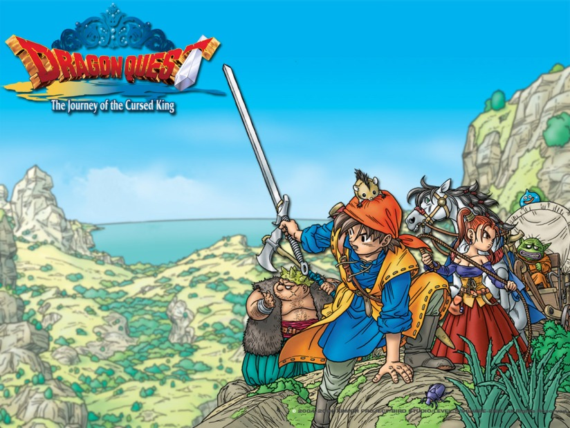 Rumour: Yuji Horii Apparently Announced Dragon Quest VII And VIII For West At JapanExpo