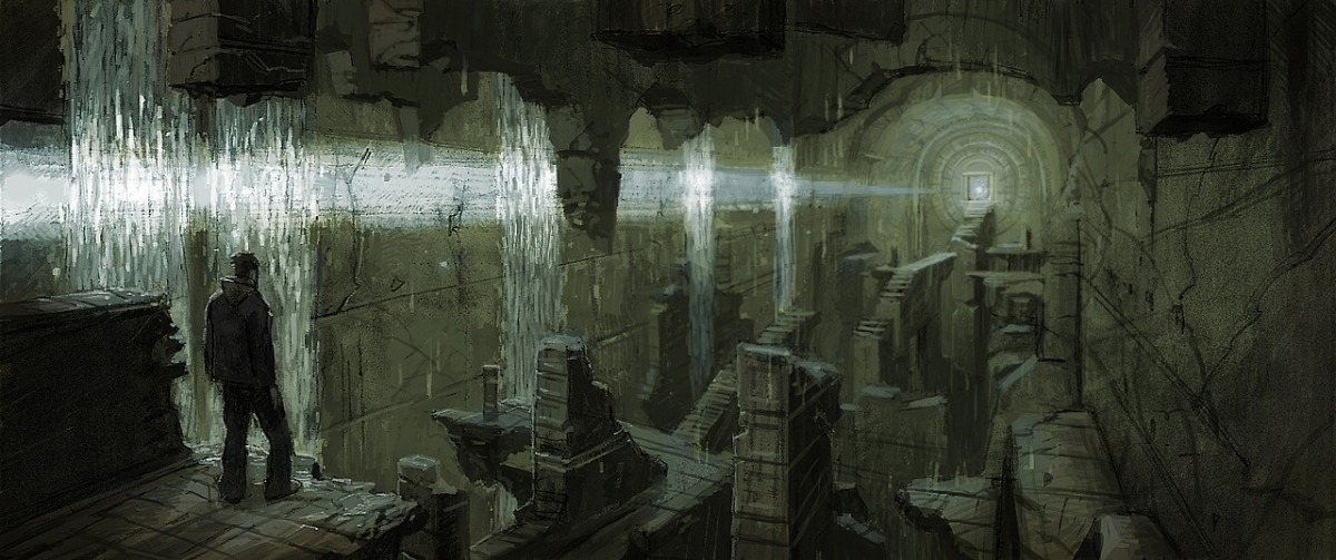 New Artwork Appears From Canceled Silicon Knights Projects Including Eternal Darkness2