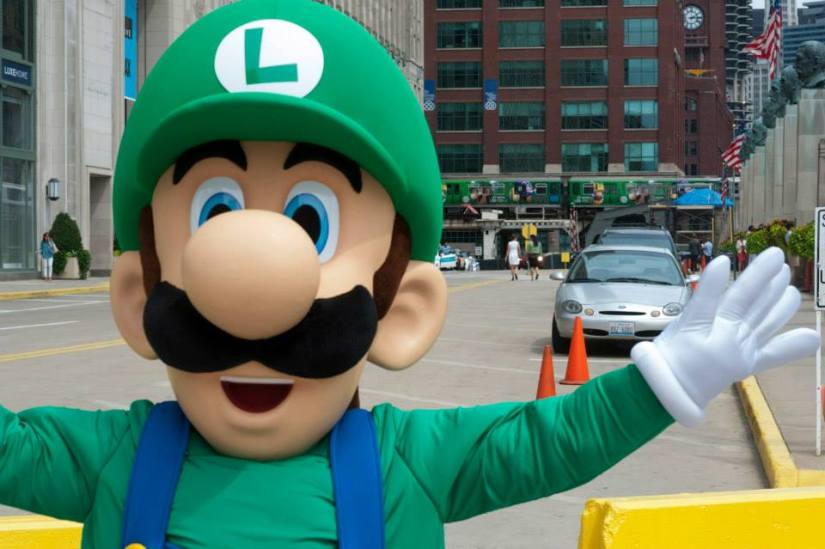 Grab A Free Luigi Hat When Purchasing Any Luigi Product From The Nintendo UKWebstore
