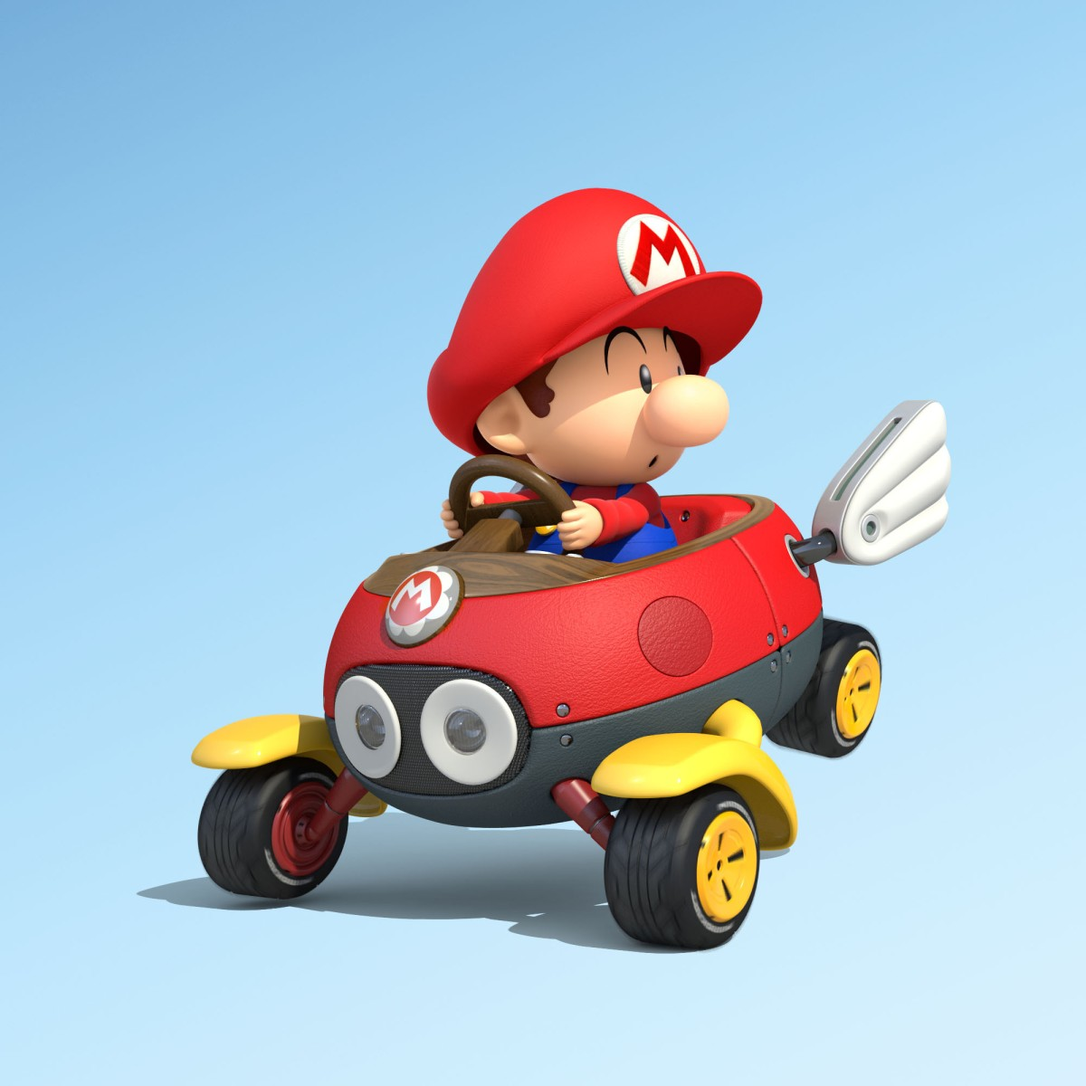 Mario Kart 8 Speeds Onto Charlotte Motor Speedway For ...
