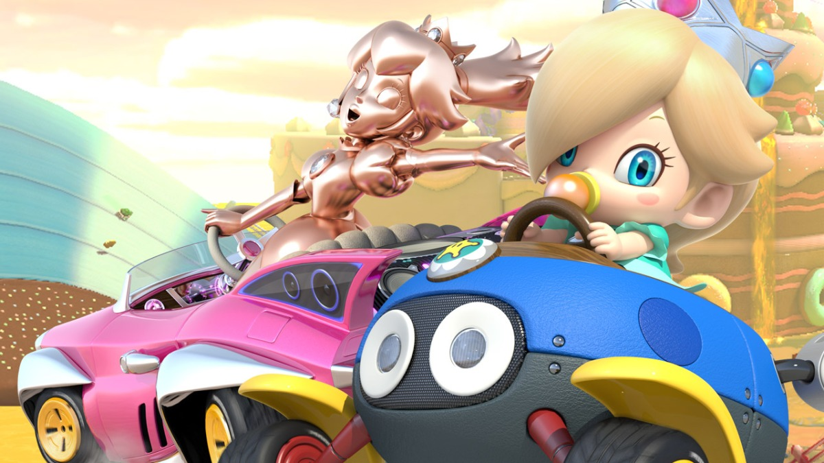 The Mario Kart 8 Online Multiplayer Vr Cap Seems To Have Been