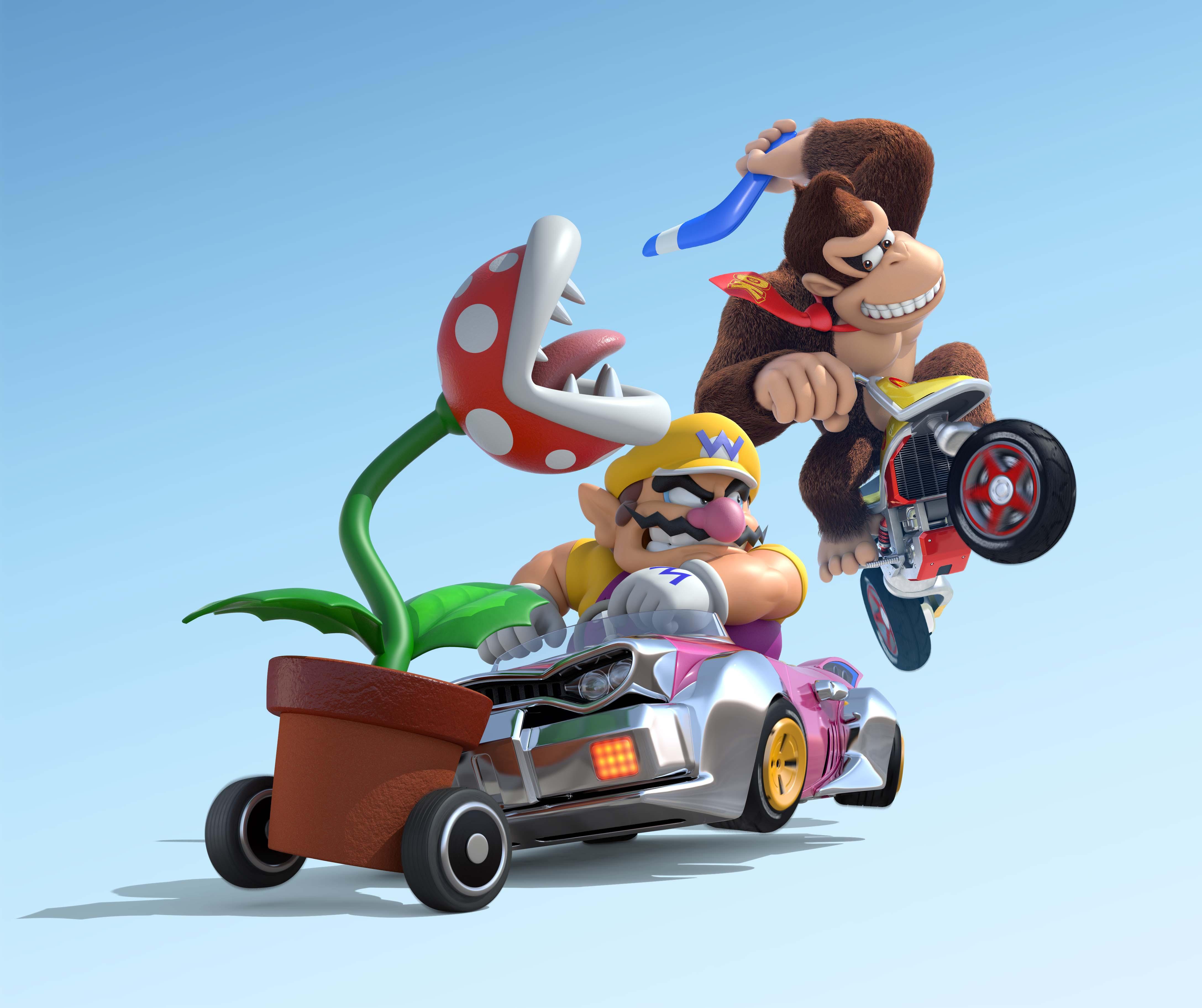 Mario Kart 8 UK Review   My Nintendo News