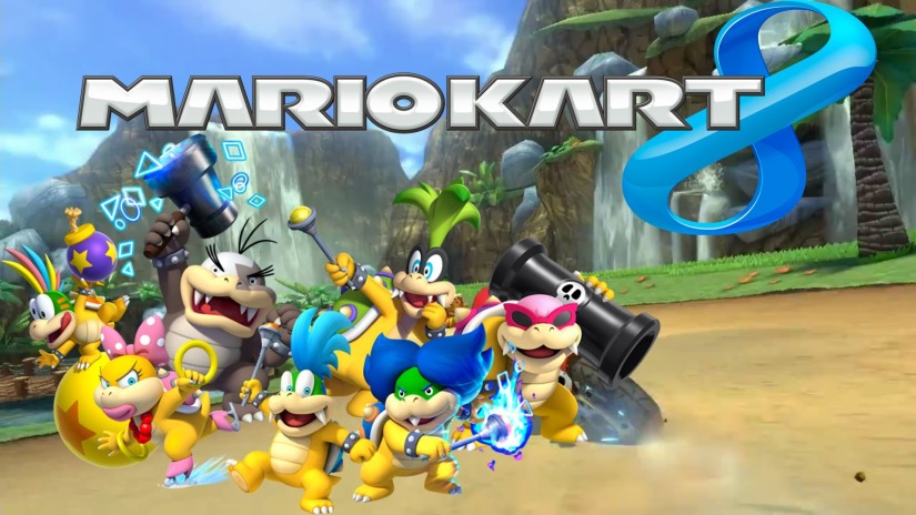UK Charts: Mario Kart 8 Appears Back In The Charts