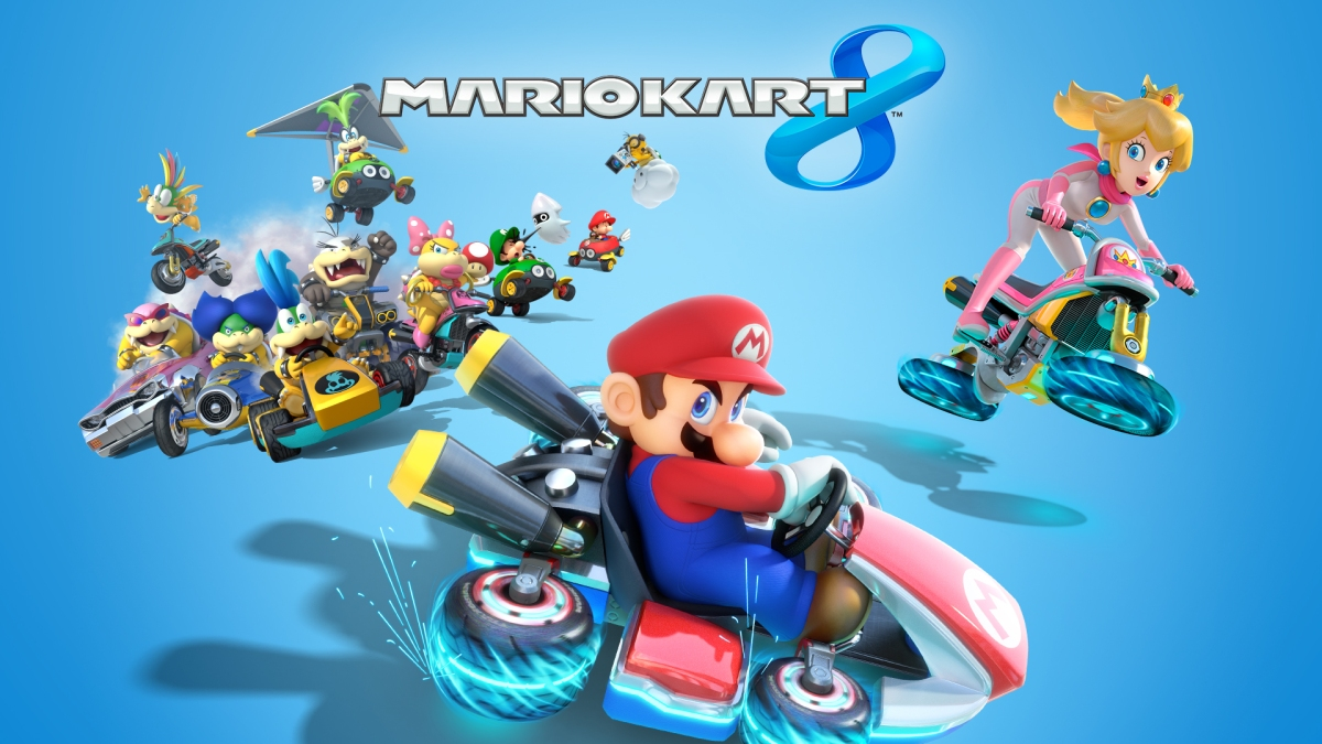 diddy kong kamek and more spotted in rumoured mario kart