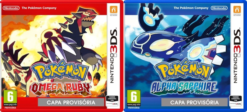 Pokemon Ruby And Sapphire Remakes Announced For Nintendo 3DS