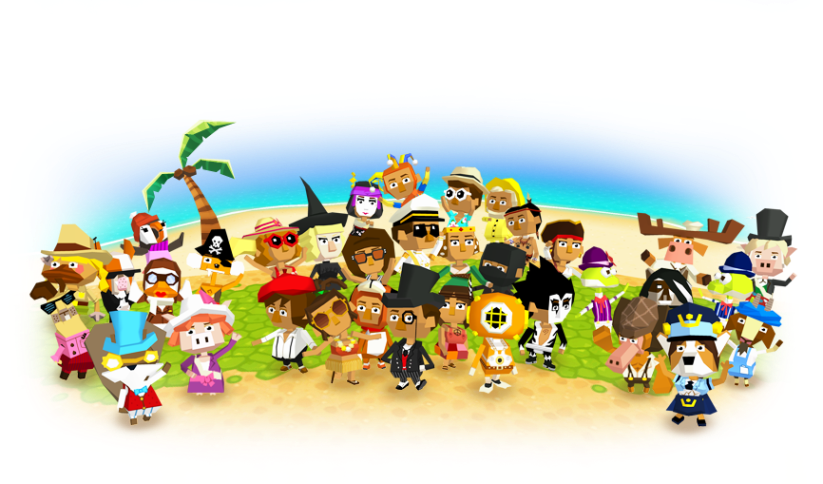 Animal Crossing-Inspired Castaway Paradise May Come To Wii U