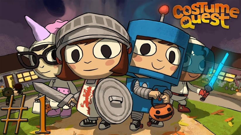 Costume Quest 2 Coming To Wii U eShop