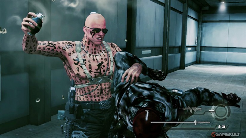 Devil's Third Has Apparently Made Big Improvements Since E3Build