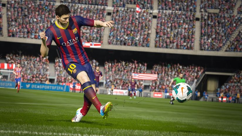 FIFA 15 Coming To Wii And 3DS, But Skipping Wii UAgain