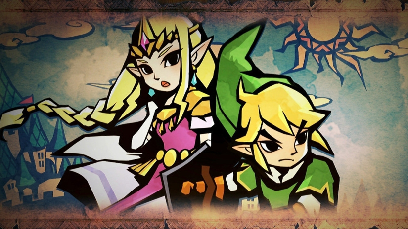 Nintendo Files Trademark For Hyrule In Japan, USA And Europe, More Spinoffs Coming?