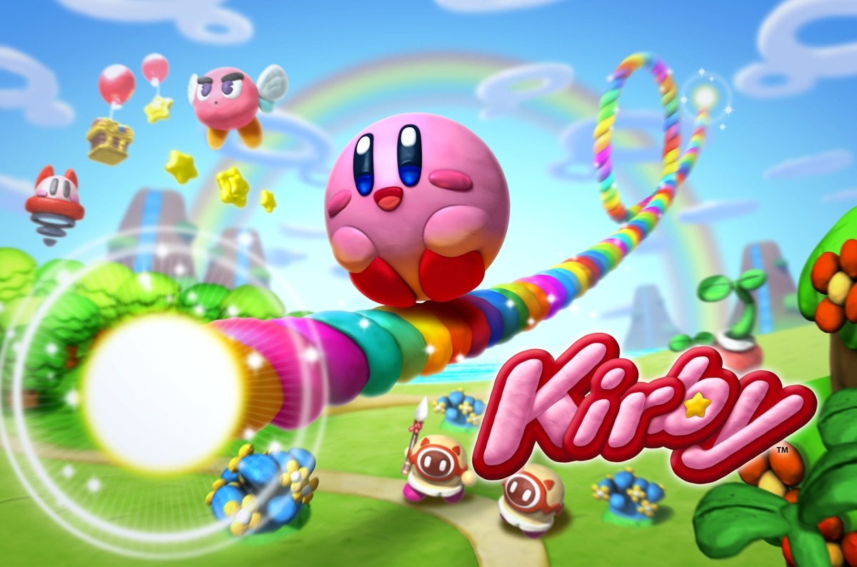 Kirby And The Rainbow PaintbrushReview