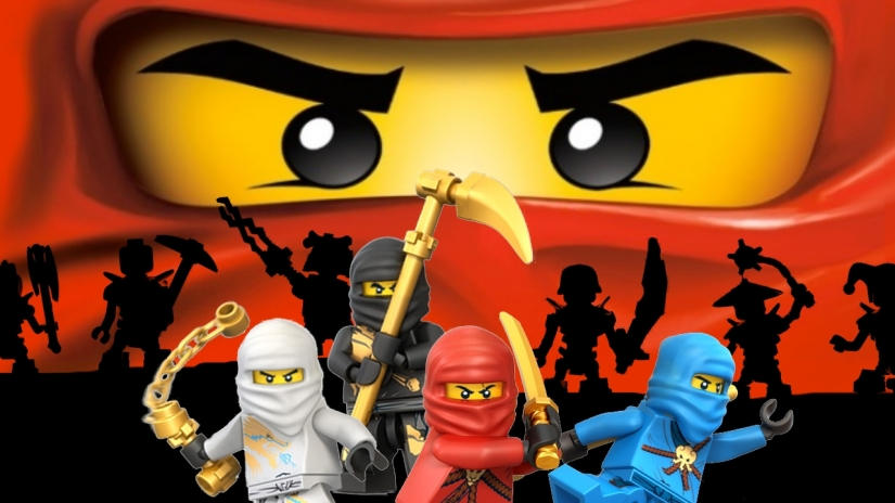 Here's The Official LEGO Ninjago: Nindroids Trailer For Nintendo3DS