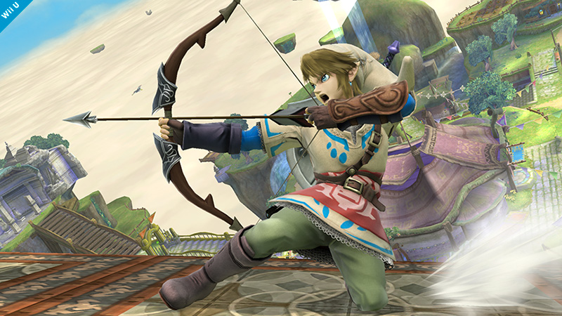 Ssb Link link | My Nintendo New...