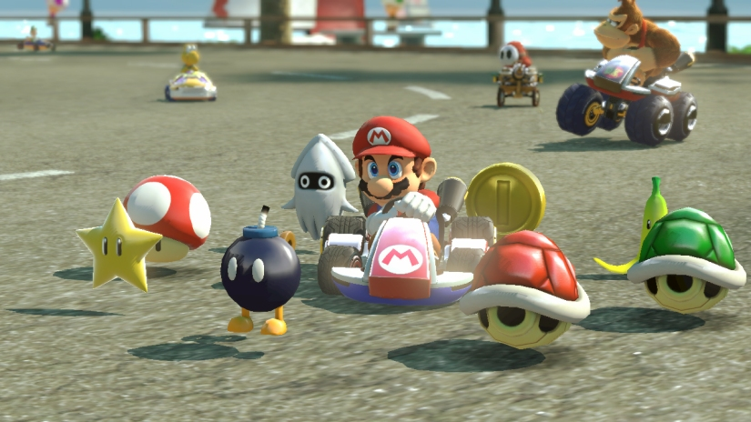 Nintendo Says Mario Kart 8 Offers The Most Balanced Items In Series'History