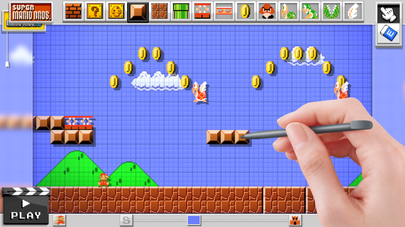 Nintendo Says Mario Maker Is Unlikely To Include Multiplayer