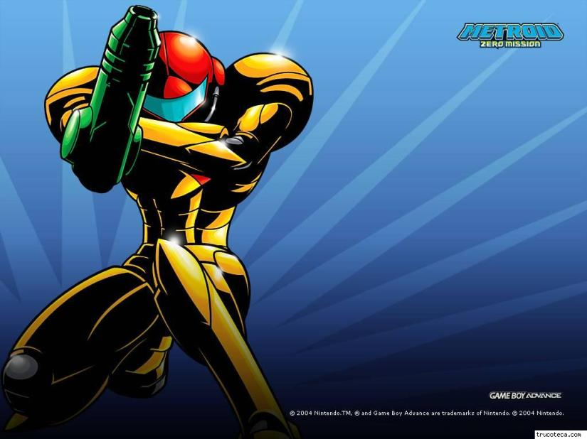Here's The First 26 Minutes Of Metroid Zero Mission On Wii U VirtualConsole